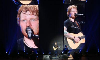 Ed Sheeran Jeunesse Arena Banner