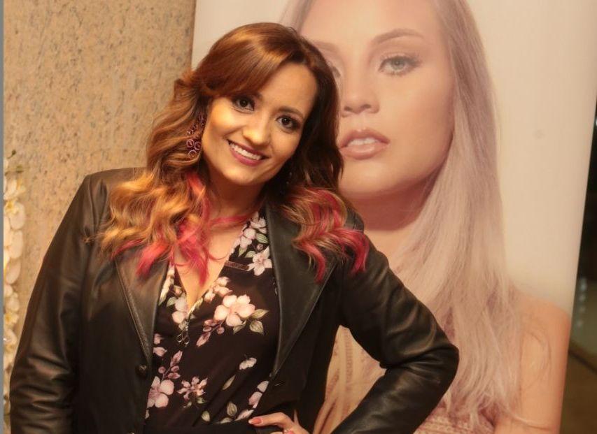 Homenageada Hairstylist Michelle Brasileiro