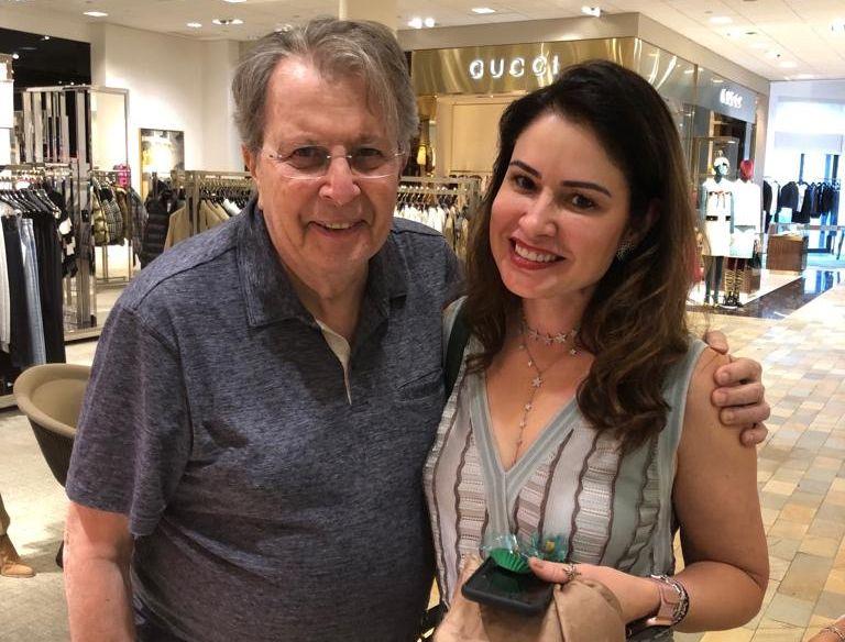 Daniel Filho e Dra Katia Volpe