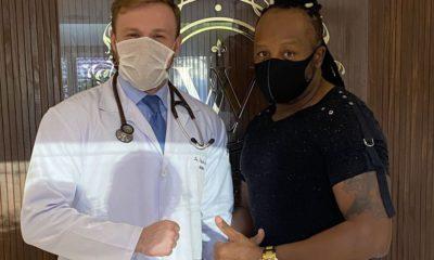 Dr.Thulio Coelho e Claudinho do Negritude Jr